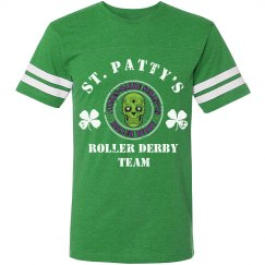 St Patty's with logo