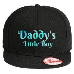 Daddy's Little Boy - Pink Glitter Hat
