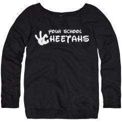 Custom Cheetahs Cheer