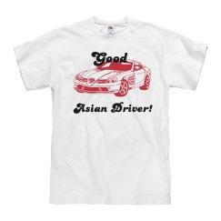 Good Asian Driver!