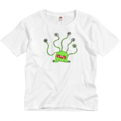 Alien - Youth Fruit of the Loom Cotton Tee