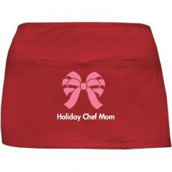 Christmas Aprons for Mom