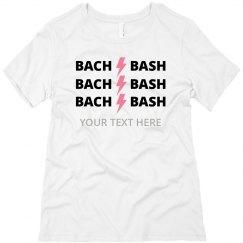 Bach Bash Bride Tee