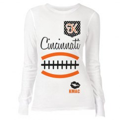 Bengals Thermal Tshirt