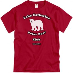 Red Lake Catherine Tee