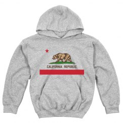 California Republic Sweater (red bar)