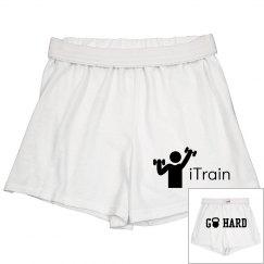 I Train Hard