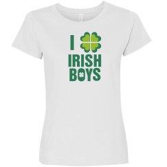 Irish boys
