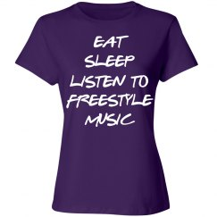 FREESTYLE MUSIC TEE