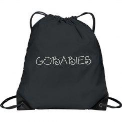 GOBABIES DRAWSTRING BAG