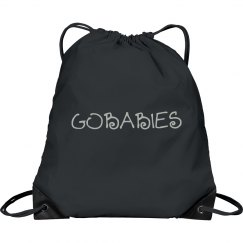 GOBABIES DRAWSTRING BAG