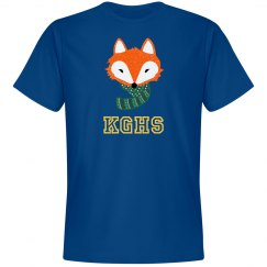 KGHS Foxes w/Fox