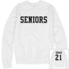 Senior Graduation Squad 2018