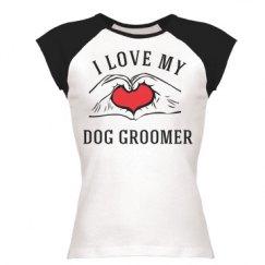 I love my dog groomer