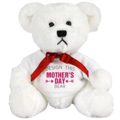 Design Your Own Mother's Day Bear
