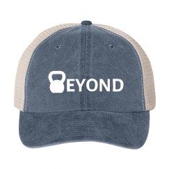 BEYOND LOGO HAT