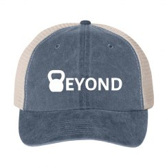 BEYOND LOGO HAT