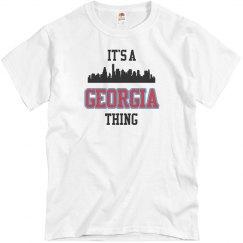 It's a georgia thing
