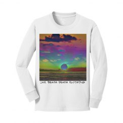 Rainbow sunrise youth L/S