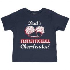 Dad's Fantasy Cheerleader