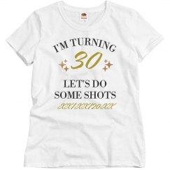 Ashley's Dirty 30