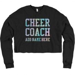 Cheer Coach Custom Practice Sweats