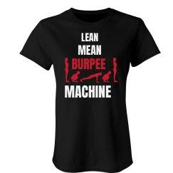 Lean Mean Burpee Machine