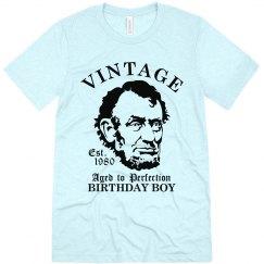 Birthday Boy 1980