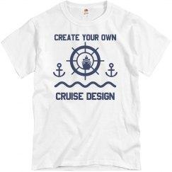 Custom Group Cruise Vacation Tees