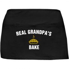 Real grandpa bakes