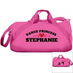 Stephanie, Dance Princess