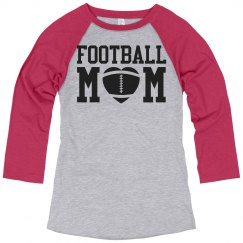 Plus Size Football Mom Shirts