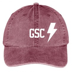 GSC DIRECT DYED CANVAS BASEBALL HAT