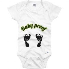 Baby real onesie
