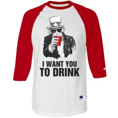 Uncle Sam Wants to Drink