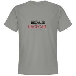 Because Racecar, mens