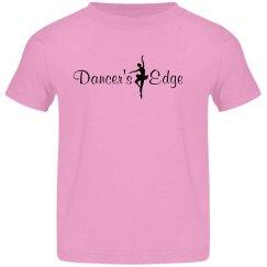 Dancer's Edge Toddler Tshirt