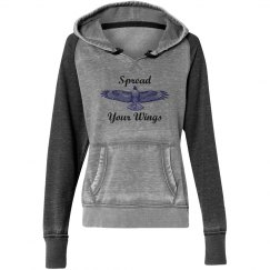 Spread Your Wings- Womens Sweatshirt