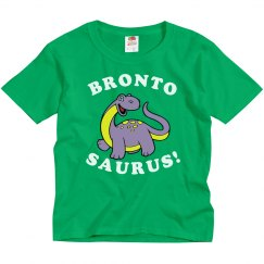Crazy About Brontosaurus