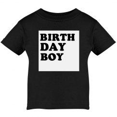 Birthday Boy 1 Infant Tee