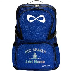 GSC Nfinity Sparkle Backpack Bag