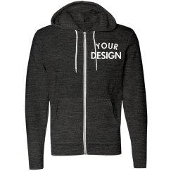 Create your Custom Fleece Hoodie