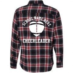 Football Cheerleader Girl