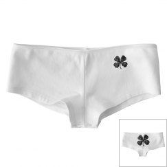 St Patricks day Panties