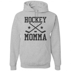 Warm Hockey Moms Fleece