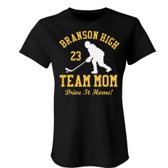 Team Hockey Mom