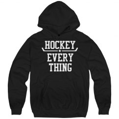 Hockey Over Everything Mom Dad