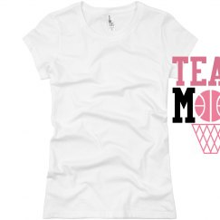 Team Basketball Mom