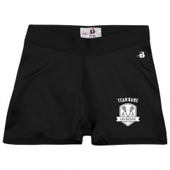 Lacrosse Team Compression Shorts
