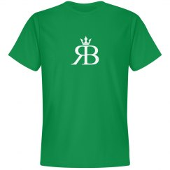 Unisex Red Bottoms Tee / Kelly Green